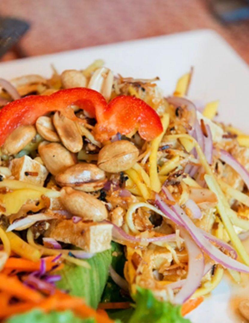 Jitlada-Coco Mango Salad