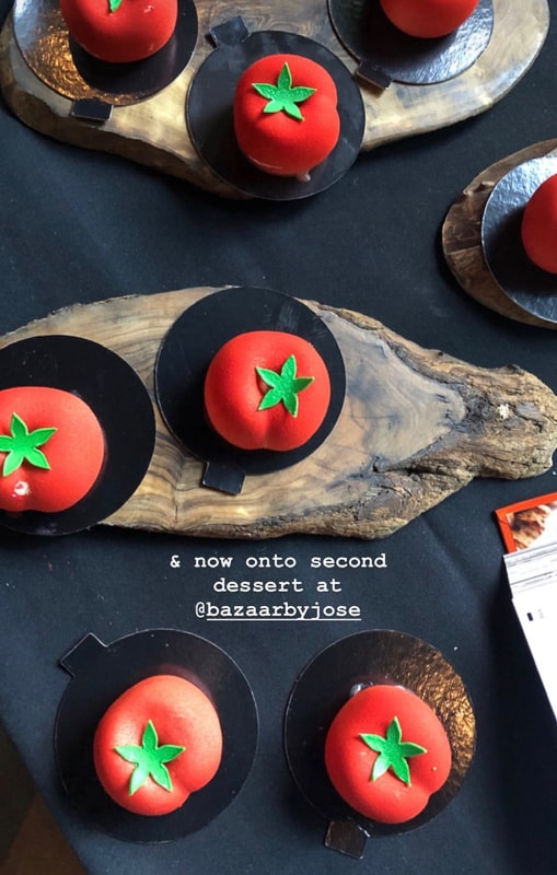 Tomato by Bazaar by Jose Andres