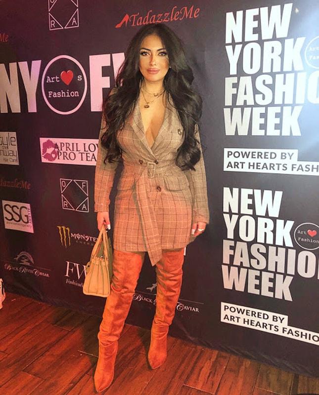 NYFW Arts Hearts Fashion