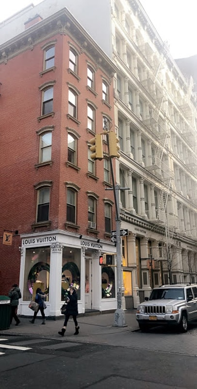 Soho Manhattan